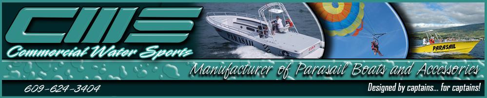 CWS - Custom Parasail Boats